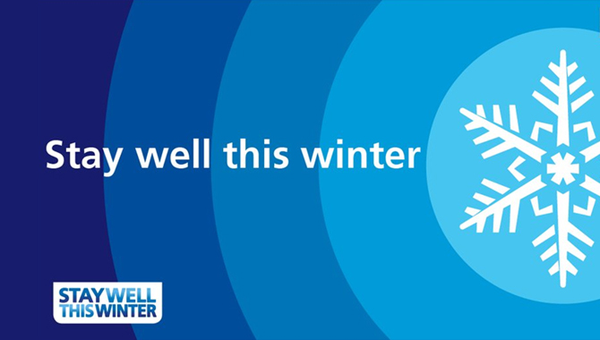 Make the right decision to stay well this winter