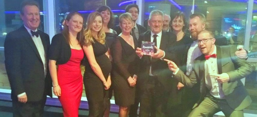 Dorset takes top prize in NHS research awards